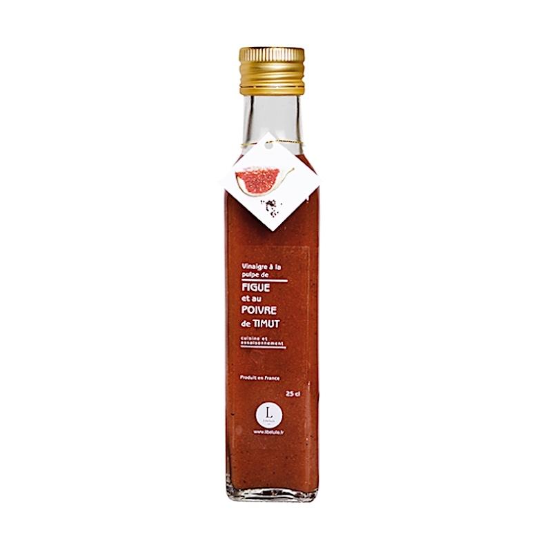 Vinaigre à la Pulpe de Figue et Poivre Timut 250ml