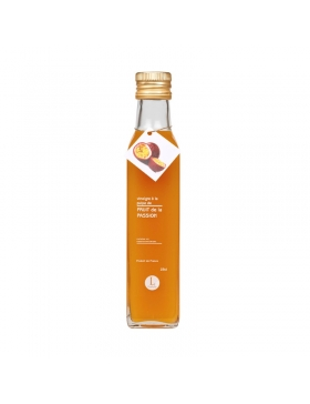 Vinaigre à la Pulpe de Fruit de la Passion 250ml