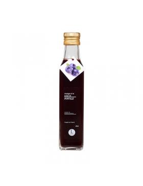 Vinaigre à la pulpe de Myrtille 250ml