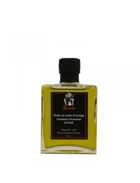 Huile D'Olive Aux Zestes D'Oranges 200ml