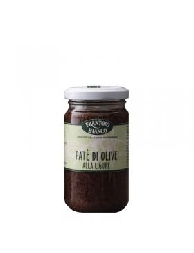 Pâte D'Olive Noire Tapenade 180g