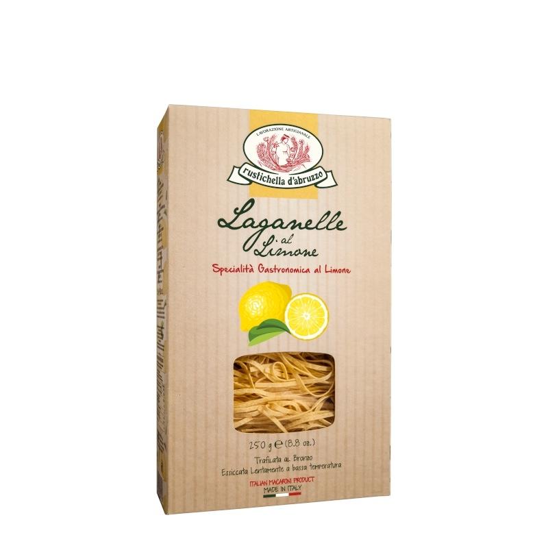Laganelle Aux Oeufs Arôme Citron 250g