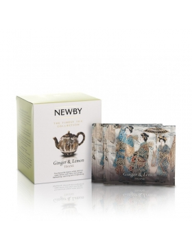 Tisane Newby Gingembre Et...