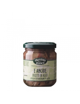 Filets D'Anchois 200g