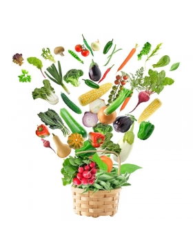 Panier de Légumes 7kg