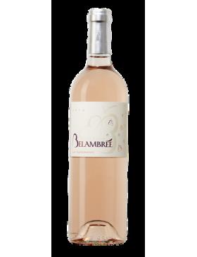 Rosé Bio- Domaine de Belambrée