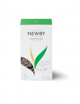 Thé Noir Darjeeling Newby -...