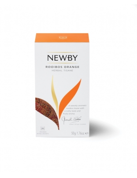 Tisane Rooibos Orange Newby