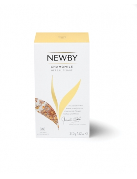 Tisane Camomille Newby - 25...