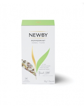 Tisane Peppermint Newby -...