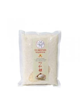 Riz Japonais Tsuyahime 500g
