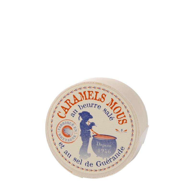 Caramels Mous Au Beurre Salé De Guérande 50g Koros.ch