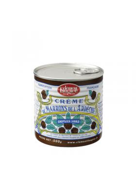 Crème De Marrons 500g Koros.ch