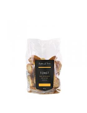 Toast Aux Aromates De La Mer 100g Koros.ch
