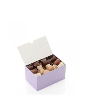 Ballotin Chocolats Et Pralinés Moulés 265g (2) - Koros.ch