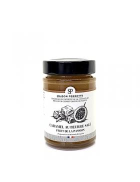 Caramel Au Beurre Salé Et Fruit De La Passion Perrotte 220g Koros.ch