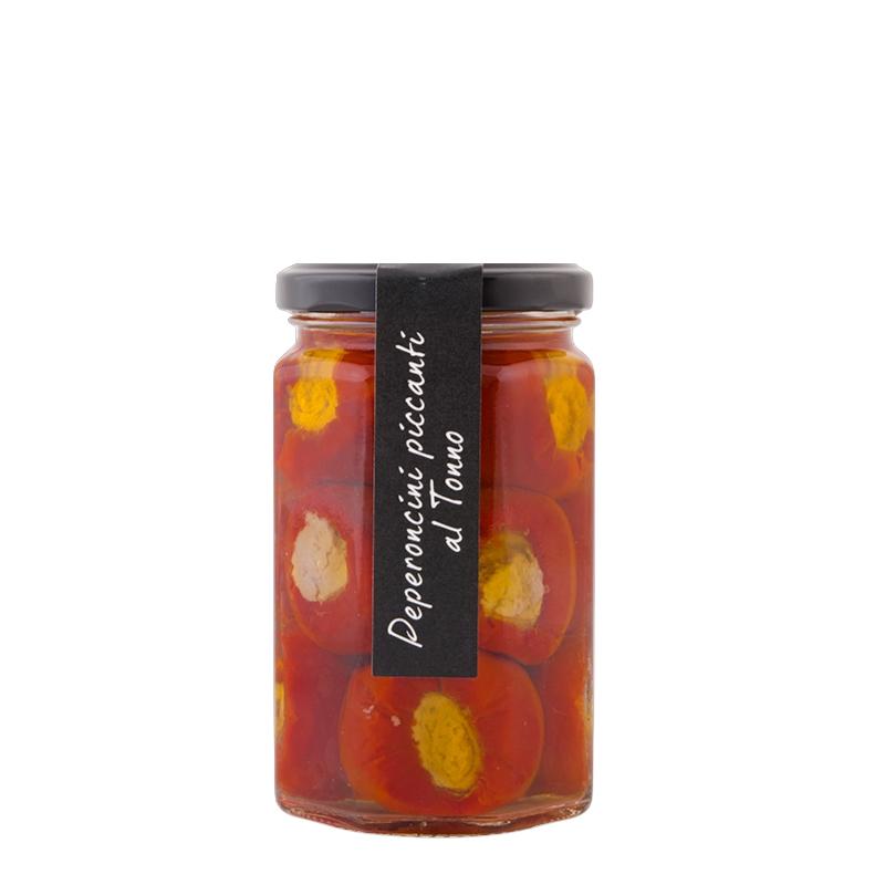 Peperoncini Piquants Au Thon 280g - Koros.ch