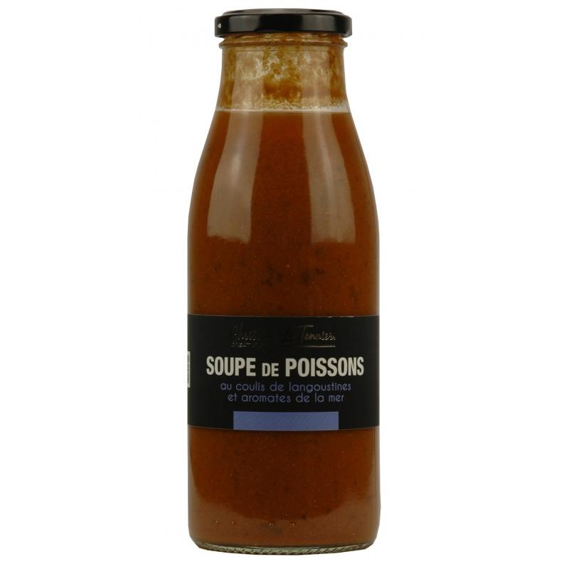 Soupe de Poissons  480g