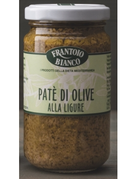 Pâte d'Olive Verte - Tapenade 180g
