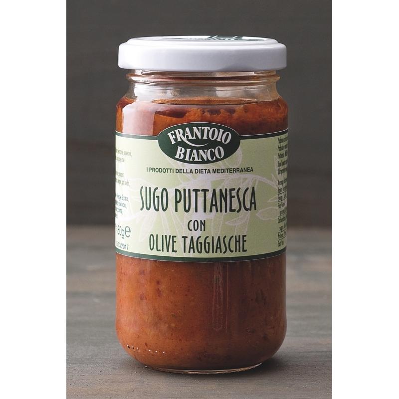 Sauce Puttanesca 180g