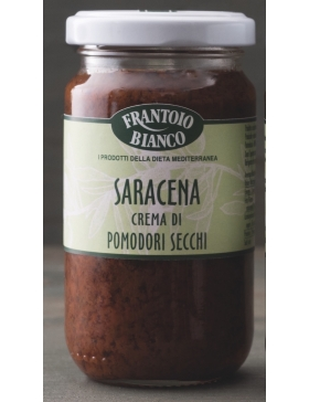 Crème de Tomates Séchées Saracena 180g
