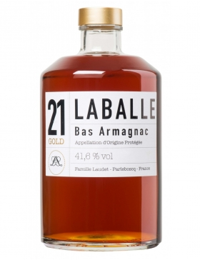 Bas Armagnac Gold 21 ans - Laballe - 50cl