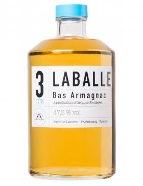 Bas Armagnac Ice 3 ans - Laballe - 50cl