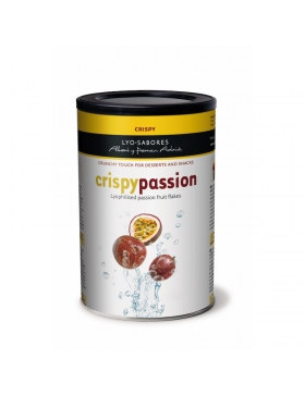 Crispy Fruit de la Passion,...