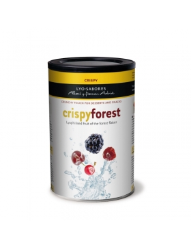 Crispy Fruits des Bois, 300g