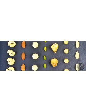 Fruits Secs Rôtis Salés & Naturels