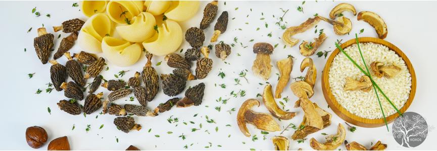Pâtes, polenta et nouilles - Koros.ch - Épicerie Fine Genève