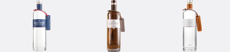Gin, vodka, rhum The Alpinist - Koros.ch - Genève